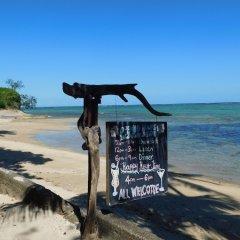 Отель Namolevu Beach Bures пляж