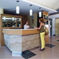 Отель Coral Hotel Мальта, Сан-Пауль-иль-Бахар - 2 отзыва об отеле, цены и фото номеров - забронировать отель Coral Hotel онлайн интерьер отеля фото 2