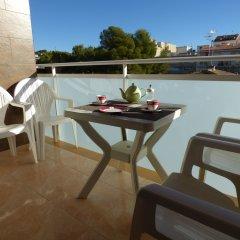 Отель Apartaments Costa d'Or балкон