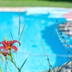 Отель Business Resort Parkhotel Werth Италия, Горнолыжный курорт Ортлер - отзывы, цены и фото номеров - забронировать отель Business Resort Parkhotel Werth онлайн бассейн фото 2