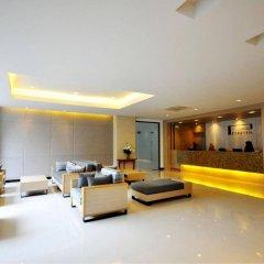 Отель PARINDA Бангкок интерьер отеля
