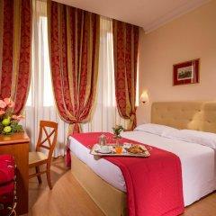 Отель Milton Roma Рим комната для гостей фото 2
