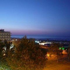 Hotel Merano Римини пляж