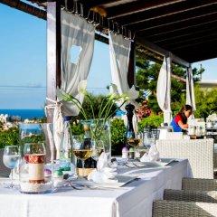 Отель Matheo Villas & Suites Греция, Малия - отзывы, цены и фото номеров - забронировать отель Matheo Villas & Suites онлайн питание
