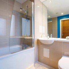 Отель City View Apartment Великобритания, Лондон - отзывы, цены и фото номеров - забронировать отель City View Apartment онлайн ванная фото 2