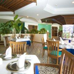 Отель Crown Paradise Club Cancun - Todo Incluido питание