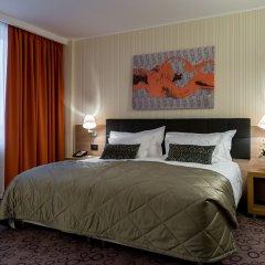 Домина Отель Новосибирск комната для гостей фото 5