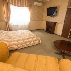 Гостиница Magnat Lux комната для гостей фото 2