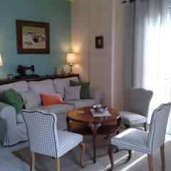 Апартаменты Garitsa bay Apartment комната для гостей фото 2
