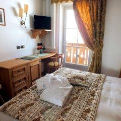 Hotel Monza комната для гостей