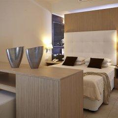 Отель Orizontes Hotel & Villas Греция, Остров Санторини - отзывы, цены и фото номеров - забронировать отель Orizontes Hotel & Villas онлайн комната для гостей фото 5