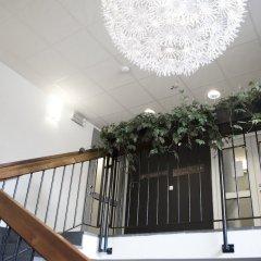 Отель Slottsskogens Vandrarhem & Hotell балкон