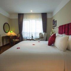 Hanoi La Siesta Hotel & Spa комната для гостей фото 3
