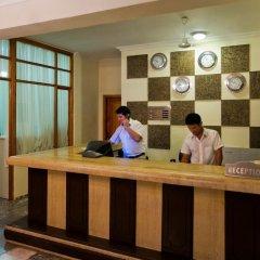 Отель Larissa Akman Çamyuva - All Inclusive интерьер отеля