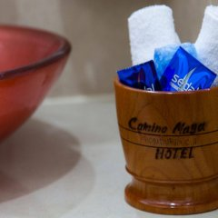 Отель Camino Maya Копан-Руинас ванная фото 2