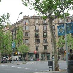 Отель Els Angels Hostal Барселона
