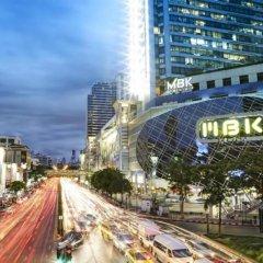 Отель T2 Sathorn Residence Бангкок городской автобус
