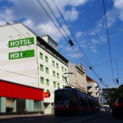 Hb1 Design And Budget Hotel Wien Schoenbrunn Вена вид на фасад