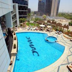 Отель Kennedy Towers - Park Towers Дубай бассейн