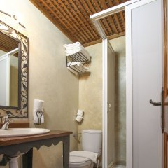 Отель Dar El Kasbah Марокко, Танжер - отзывы, цены и фото номеров - забронировать отель Dar El Kasbah онлайн ванная