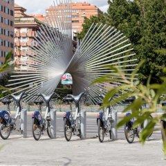 Отель Apartamento Travel Habitat Aragon спортивное сооружение