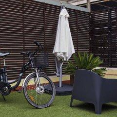 Отель Bcn Urbany Hotels Gran Ronda Барселона спортивное сооружение