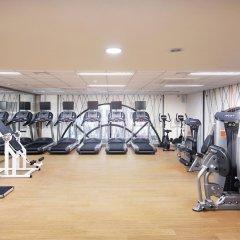 Crown Harbor Hotel Busan фитнесс-зал фото 3