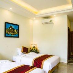 Отель Mi Kha Homestay комната для гостей фото 3