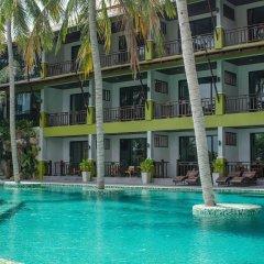 Отель Tanote Villa Hill бассейн фото 3