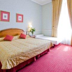 Отель Palacio San Martin Мадрид комната для гостей фото 2