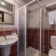 Ideal Panorama Hotel Турция, Мармарис - отзывы, цены и фото номеров - забронировать отель Ideal Panorama Hotel - All Inclusive онлайн ванная