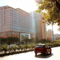 Отель Beijing Very City Apartment Jianxiang International Китай, Пекин - отзывы, цены и фото номеров - забронировать отель Beijing Very City Apartment Jianxiang International онлайн городской автобус