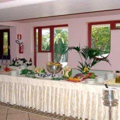 Отель Assinos Palace Джардини Наксос питание фото 2