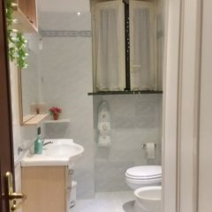 Отель BBCinecitta4YOU ванная