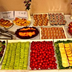 Отель Margo Palace Hotel Грузия, Тбилиси - 1 отзыв об отеле, цены и фото номеров - забронировать отель Margo Palace Hotel онлайн питание фото 2