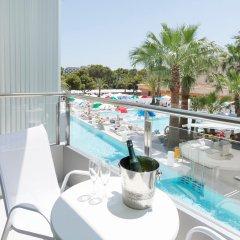 Отель Delfin Playa 4* Стандартный номер с различными типами кроватей фото 5