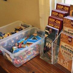 Отель Adams Inn США, Вашингтон - отзывы, цены и фото номеров - забронировать отель Adams Inn онлайн детские мероприятия фото 2