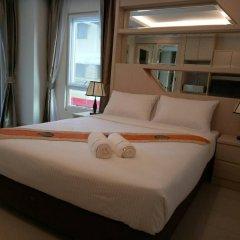 Отель B your home Hotel Donmueang Airport Bangkok Таиланд, Бангкок - отзывы, цены и фото номеров - забронировать отель B your home Hotel Donmueang Airport Bangkok онлайн комната для гостей фото 2