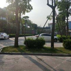 Отель Aizhu Boutique Theme Hotel Китай, Сямынь - отзывы, цены и фото номеров - забронировать отель Aizhu Boutique Theme Hotel онлайн парковка