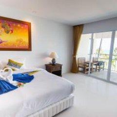 Курортный отель Lamai Coconut Beach комната для гостей фото 4
