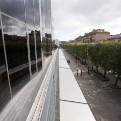 Отель Kaunas City Литва, Каунас - отзывы, цены и фото номеров - забронировать отель Kaunas City онлайн балкон