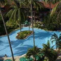 Patong Merlin Hotel пляж