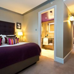Отель Crowne Plaza London - The City комната для гостей
