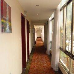 GreenTree Alliance Nantong West Renmin Road Coach Station Hotel интерьер отеля фото 2