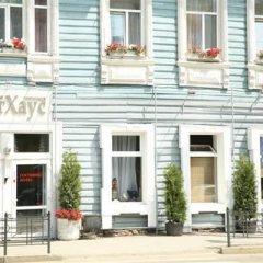 Отель АртХаус Иркутск бассейн