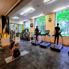 Отель Grand New Delhi Нью-Дели фитнесс-зал фото 2