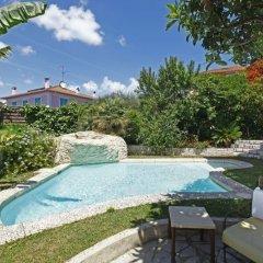 Отель MyNice Villa Indigo бассейн