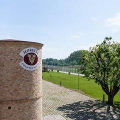 Отель Moretti Country House Чивитанова-Марке спортивное сооружение