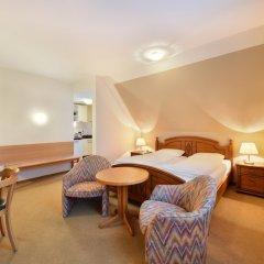 Отель Meinhotel Гамбург комната для гостей