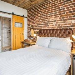 Отель Artist Residence Великобритания, Брайтон - отзывы, цены и фото номеров - забронировать отель Artist Residence онлайн комната для гостей фото 3